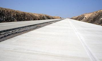 Изменение в движении на дорожном участке Аштарак-Талин