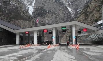 Министр транспорта Армении посетит Верхний Ларс