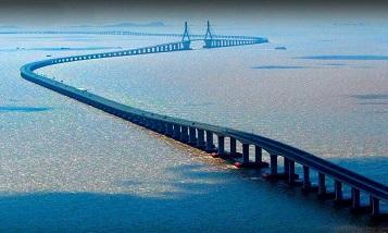 Աշխարհի ամենաերկար տրանսօվկիանոսային կամուրջը