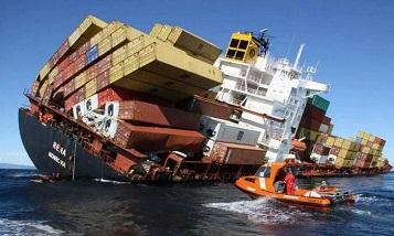 Потерянных контейнеров стало меньше вдвое